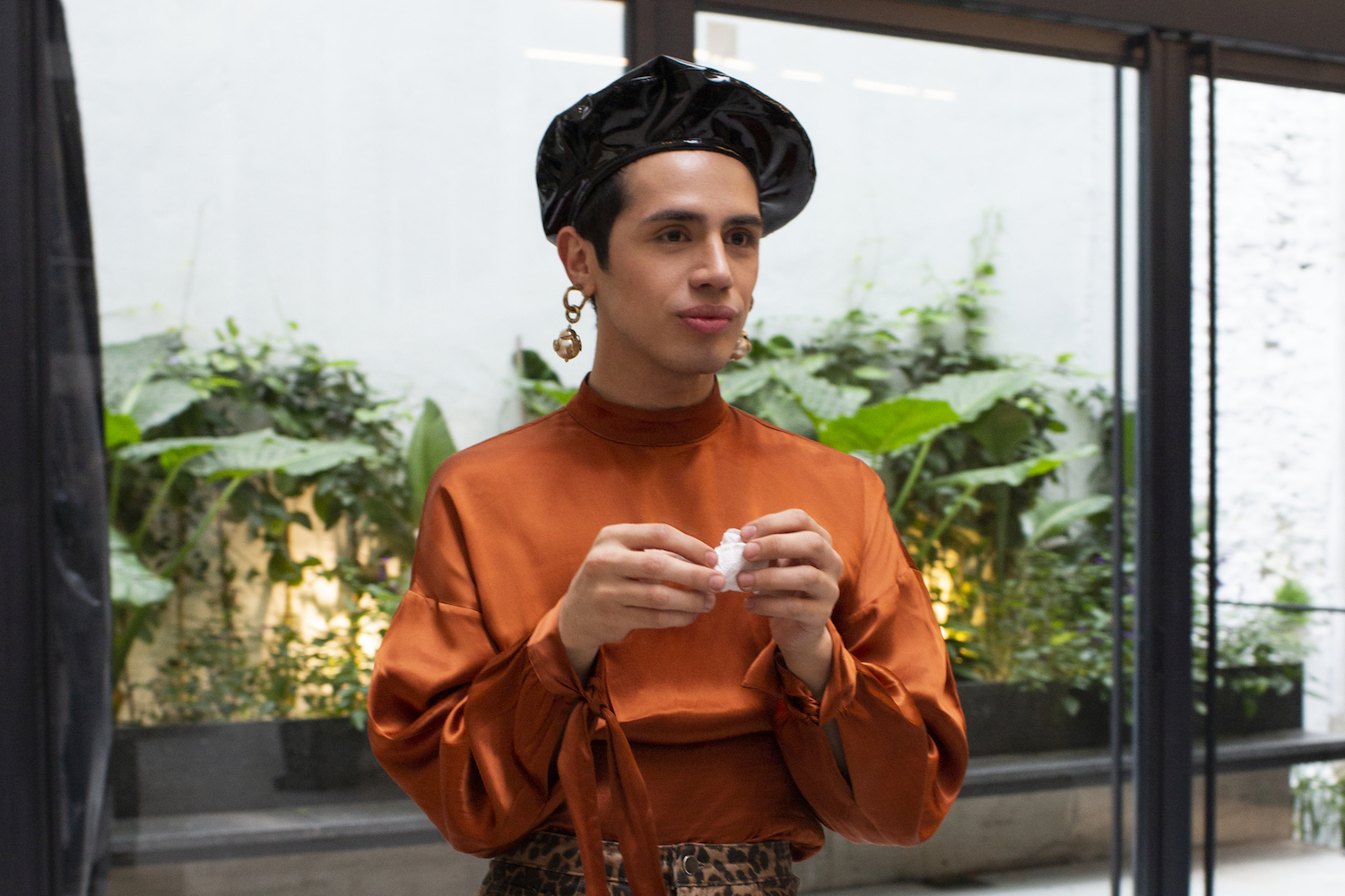 TRAILER: Gender-Nonconforming Fashion Designer Santiago Artemis Is the Perfect Reality TV Star
