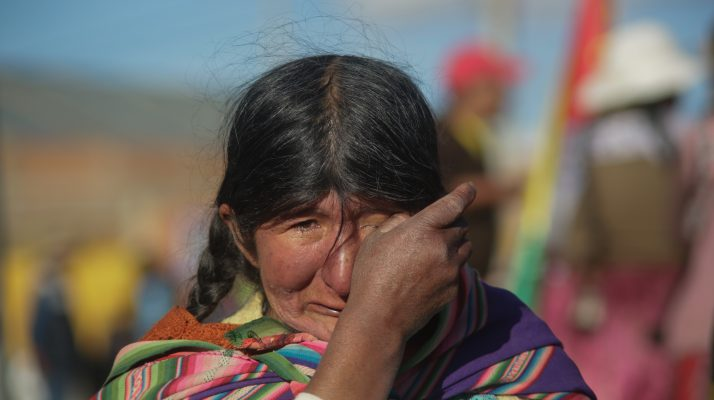 Bolivia's Death Toll Rises to 26 Amid Massive Protests