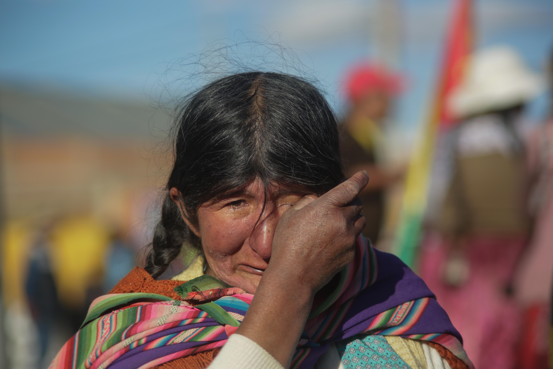 Bolivia's Death Toll Rises to 26 Amid Massive Protests