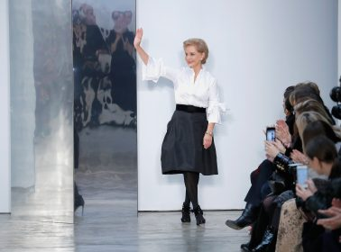Carolina Herrera: Social Media Influencers Have No Style