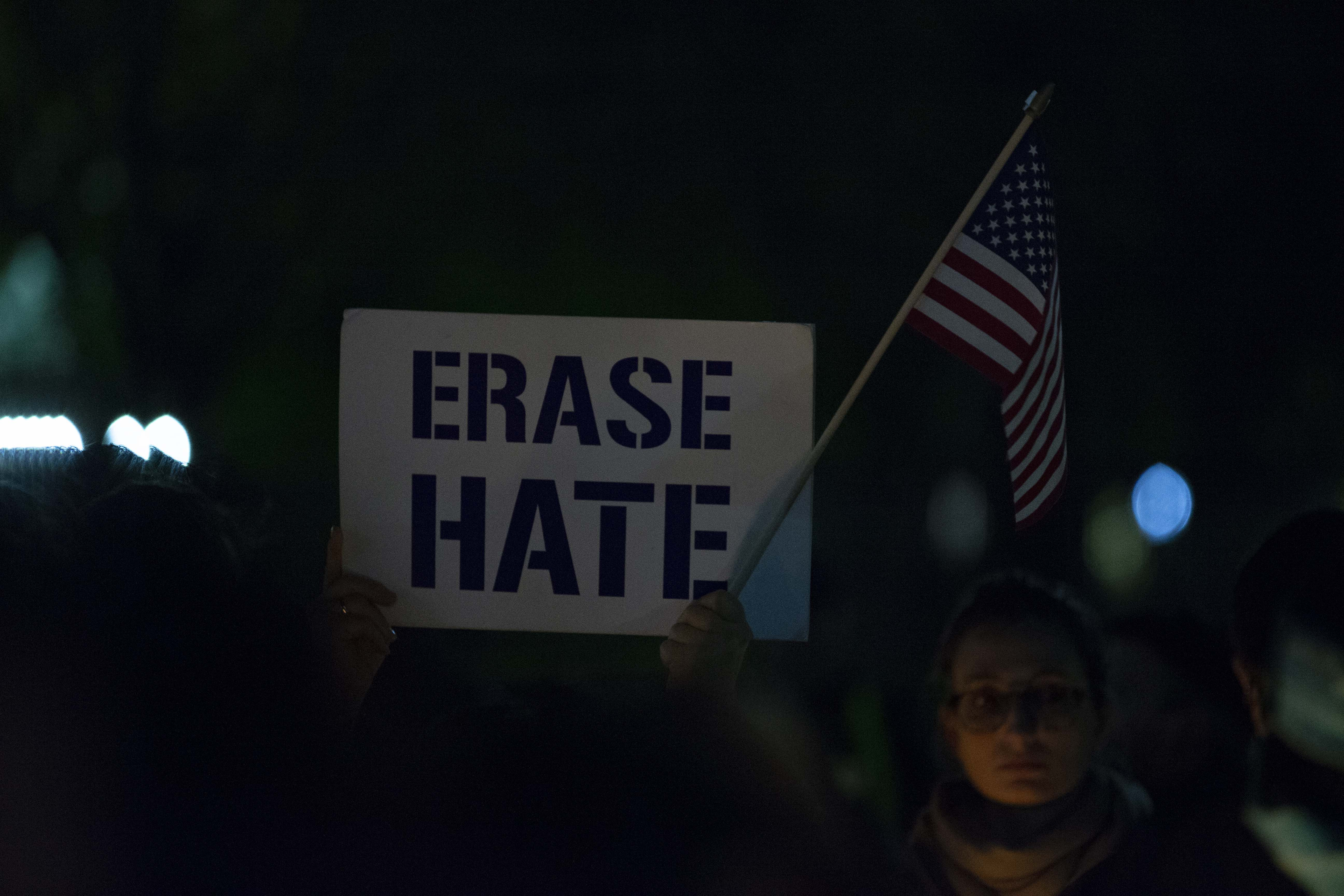 While Hate Crimes Are Down 1%, Violence Against Latinos & Trans People Surge