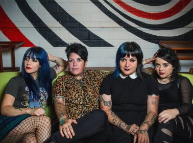 "Chicana Punks Fea Rally Against Wage Gaps in Video for New Single ""Ya Se"""