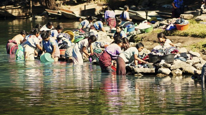 This Guatemalan Town Decreased Water Pollution by 90% in 3 Years by Giving up Plastic