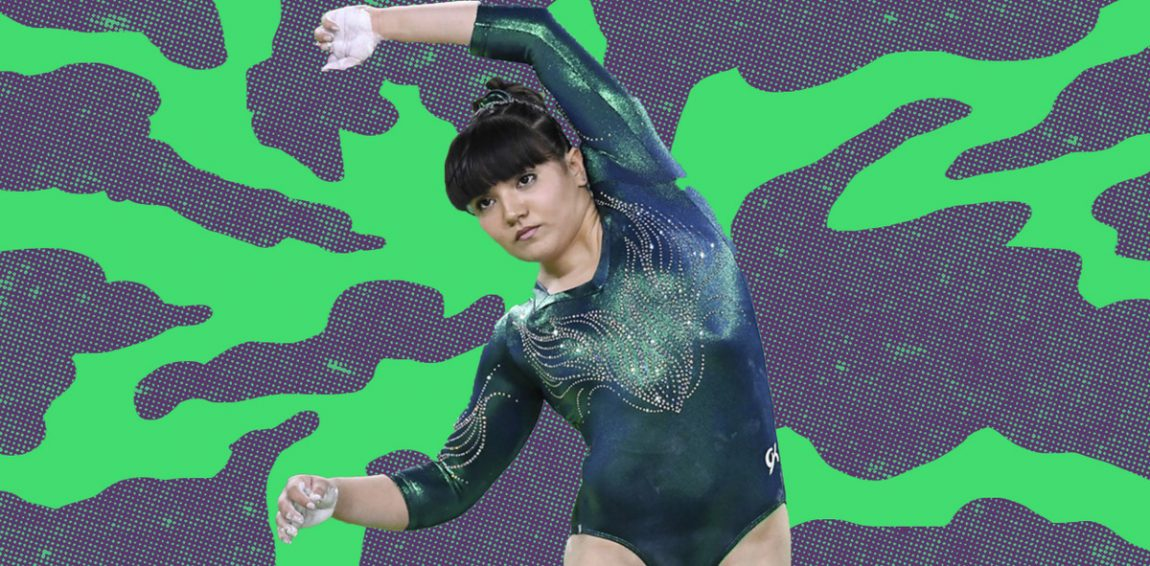 Alexa Moreno, Gymnast Bullied During '16 Olympics, Named Mexico's Best Non-Professional Athlete
