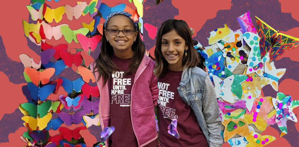 'The Butterfly Effect' Is a Youth-Led Movement Bringing Attention to the Thousands of Kids in Detention Centers