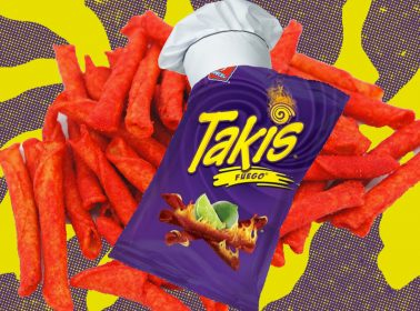 This Is How You Make Gourmet Takis, According to a Pastry Chef