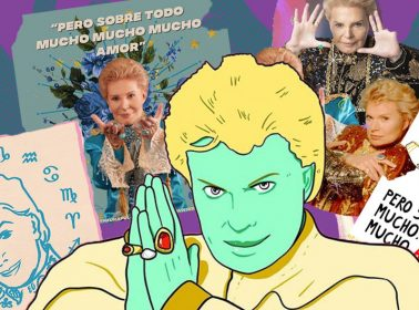 21 Walter Mercado Illustrations That Shine as Bright as the Spiritual Adviser