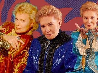 9 Walter Mercado Outfits That Were Truly Out of This World