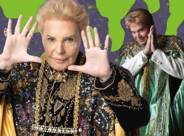 """A Rainbow Amid the Gray"": Why We Welcomed Walter Mercado Into Our Lives for Decades"