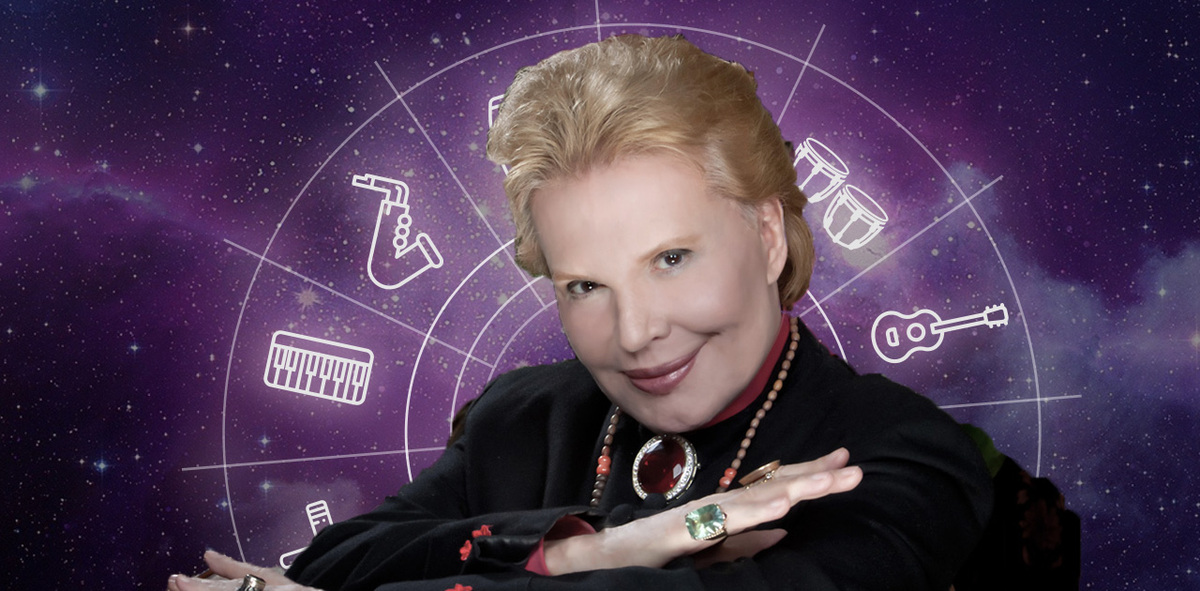 Listen to Walter Mercado's Long-Lost Salsa Anthem