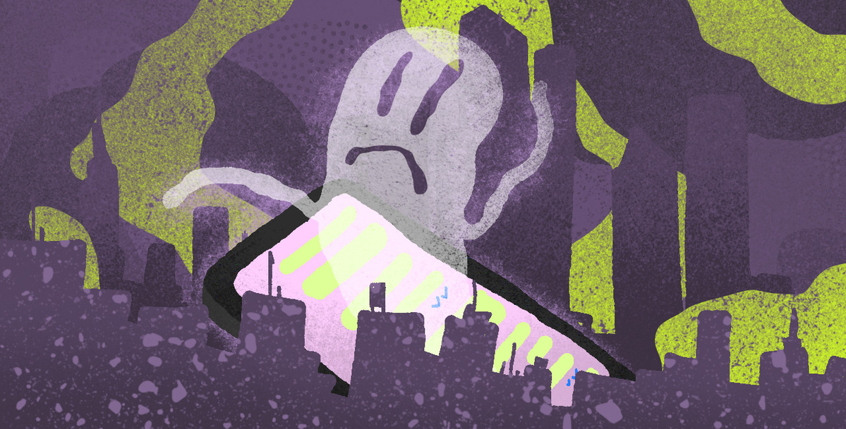 Suelta: In New York, I'm Still Haunted By the Ex Who Ghosted Me