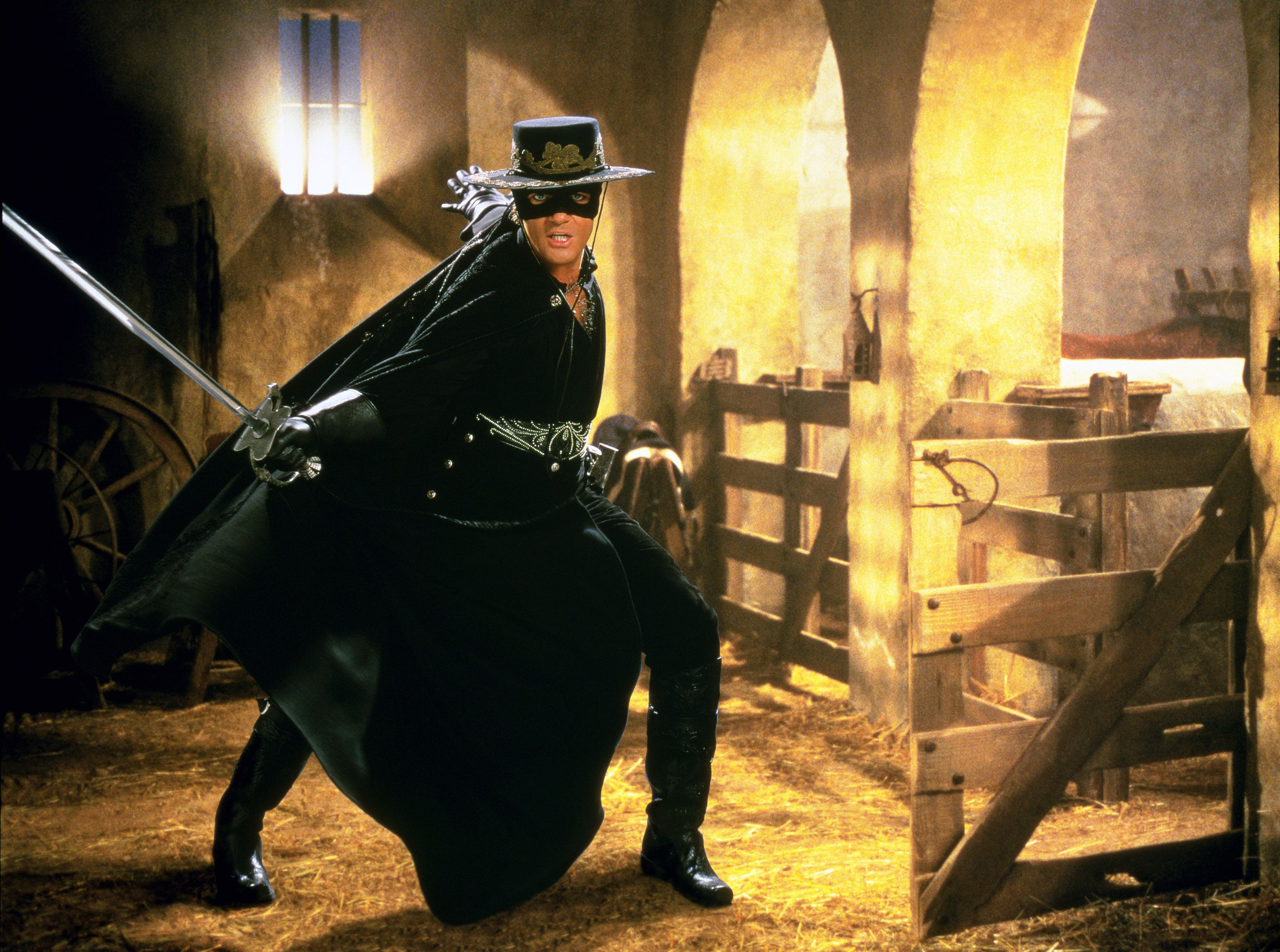 CBS Is Developing a 'Zorro' TV Series With a Female Lead