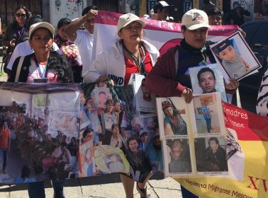 The 'Caravan of Mothers of Missing Migrants' Is Traveling Through Mexico & Demanding Justice for Their Children