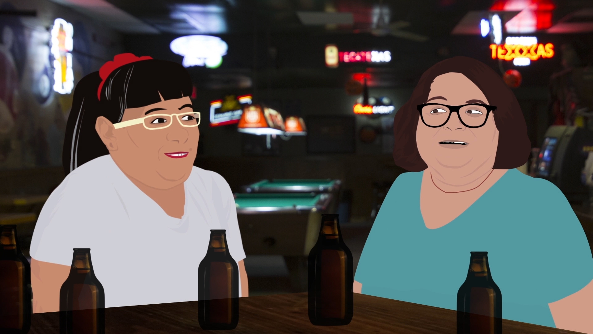 You Should Stream: Robert Gonzales' Boojalé Cartoon Series Is Full of South Texas Humor