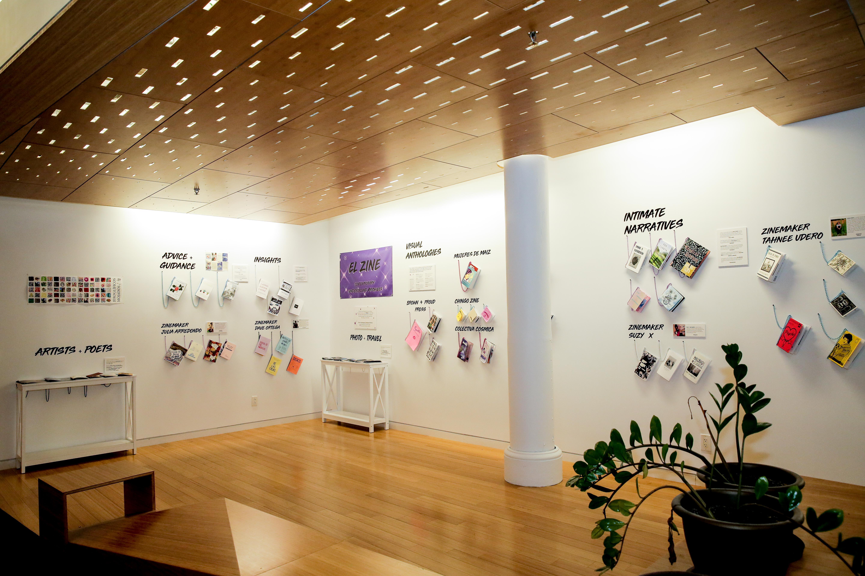 'El Zine' Is an Exhibition Spotlighting Latino DIY Artists & Creatives