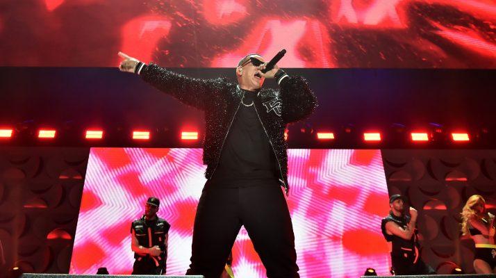 "Daddy Yankee to Choliseo Vandals: ""We Forgive You"""