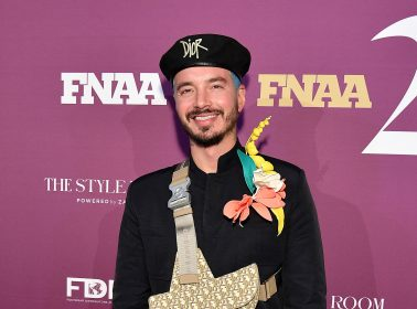 J Balvin Just Won an Award for Style Influencer of the Year. Here Are His Best 'Fits