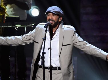 """Juan Luis Guerra Is On the Mend After """"Brief and Successful"""" Heart Surgery"""