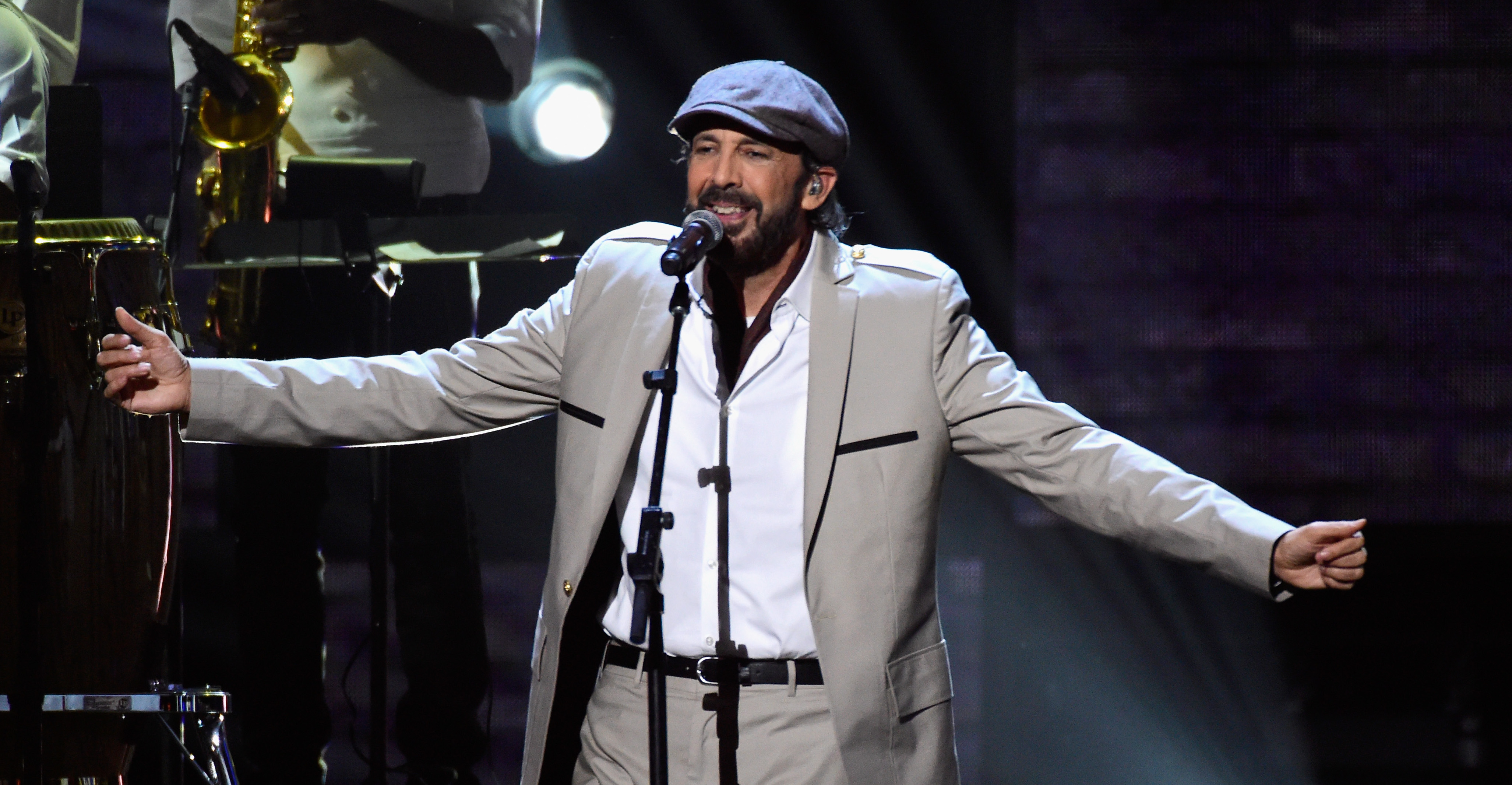 "Juan Luis Guerra Is On the Mend After ""Brief and Successful"" Heart Surgery"