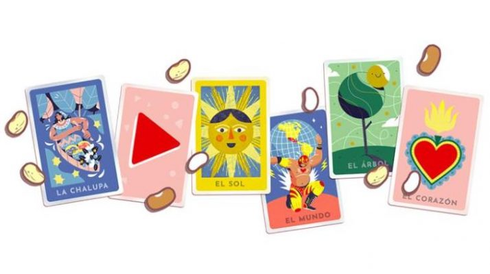 Monday's Google Doodle Allows You to Play Lotería With Users Around the World