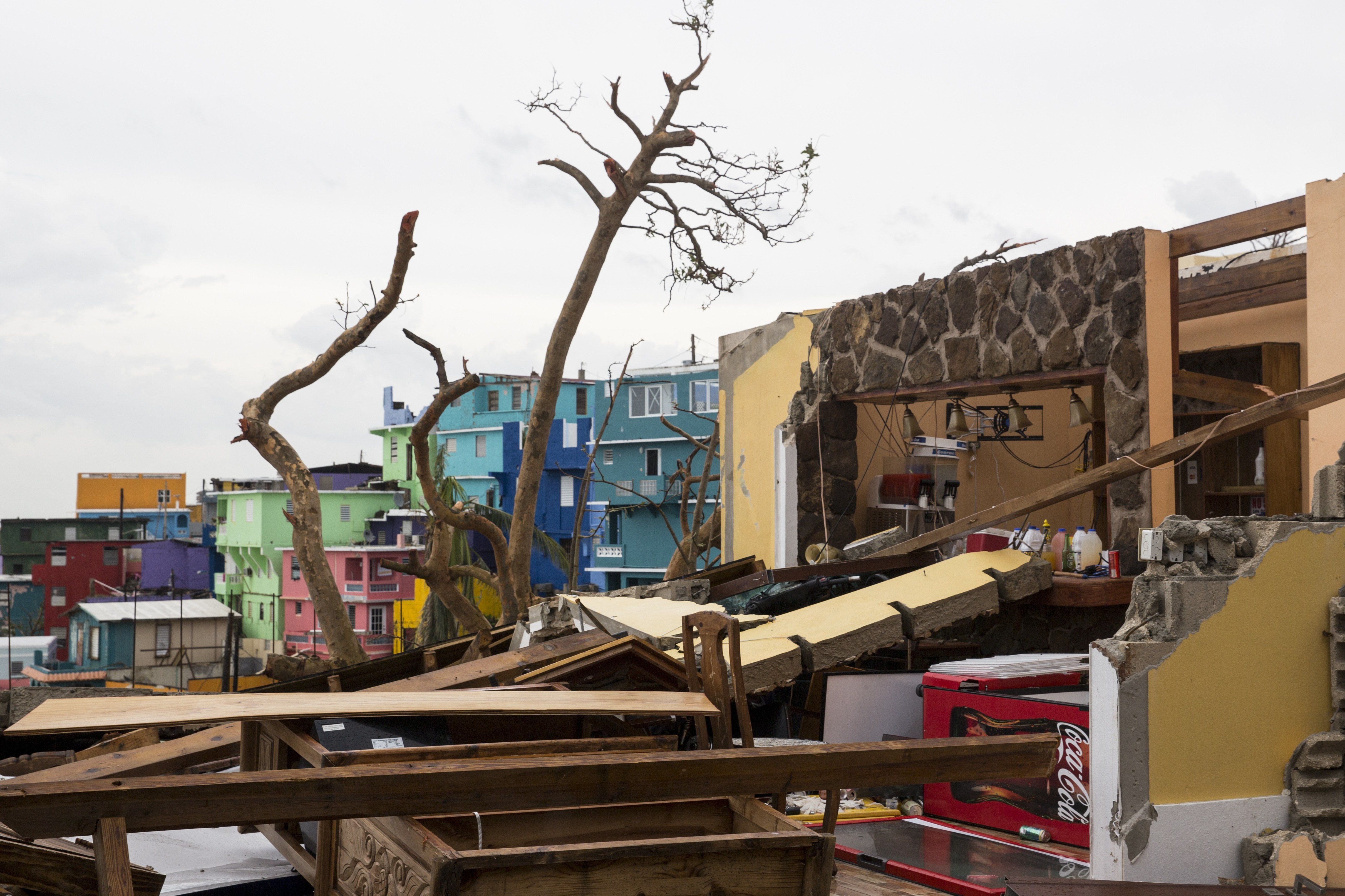 Report Finds Puerto Rico Is Affected by Climate Change More Than Anywhere Else in the World