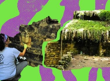 Archaeologists Uncover Ancient Maya Palace in Eastern Mexico