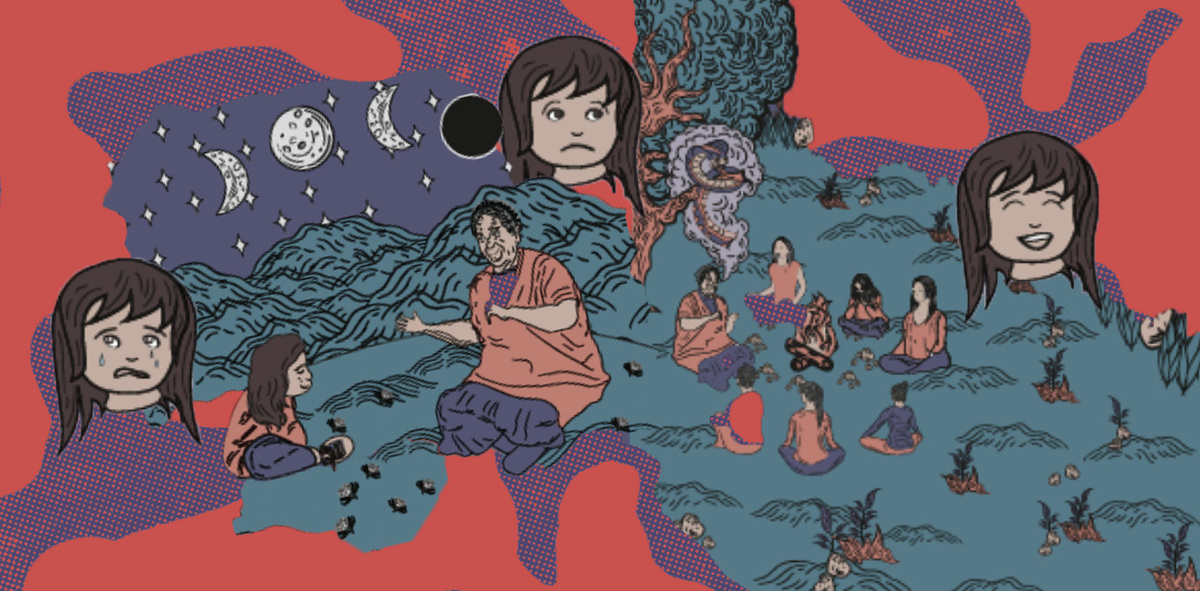 This Book Teaches Young Readers How to Honor Their Menstrual Cycle the Andean Way