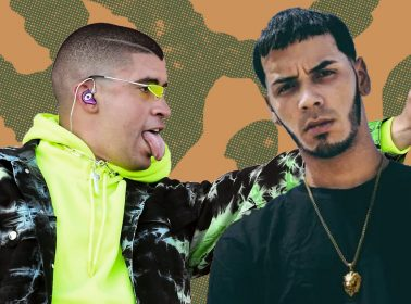 Is There a Rap Beef Brewing Between Bad Bunny & Anuel AA?
