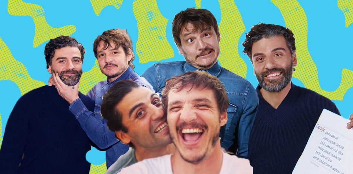 A Look at Oscar Isaac and Pedro Pascal's Bromance