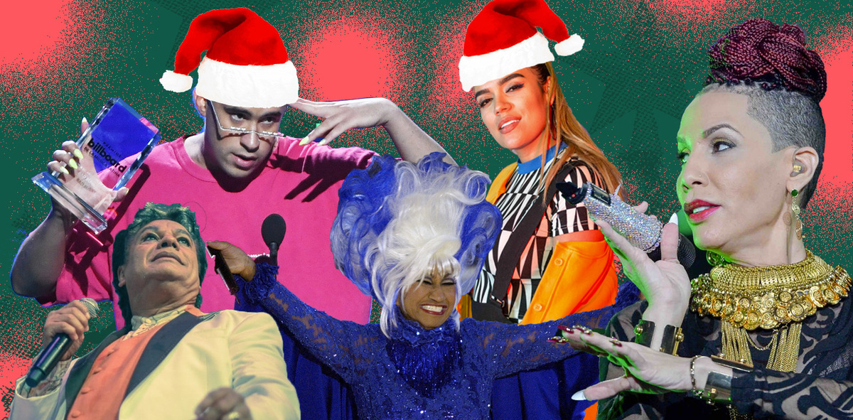 These Navidad Playlists Will Get the Party Started & Keep it Going Hasta Abajo