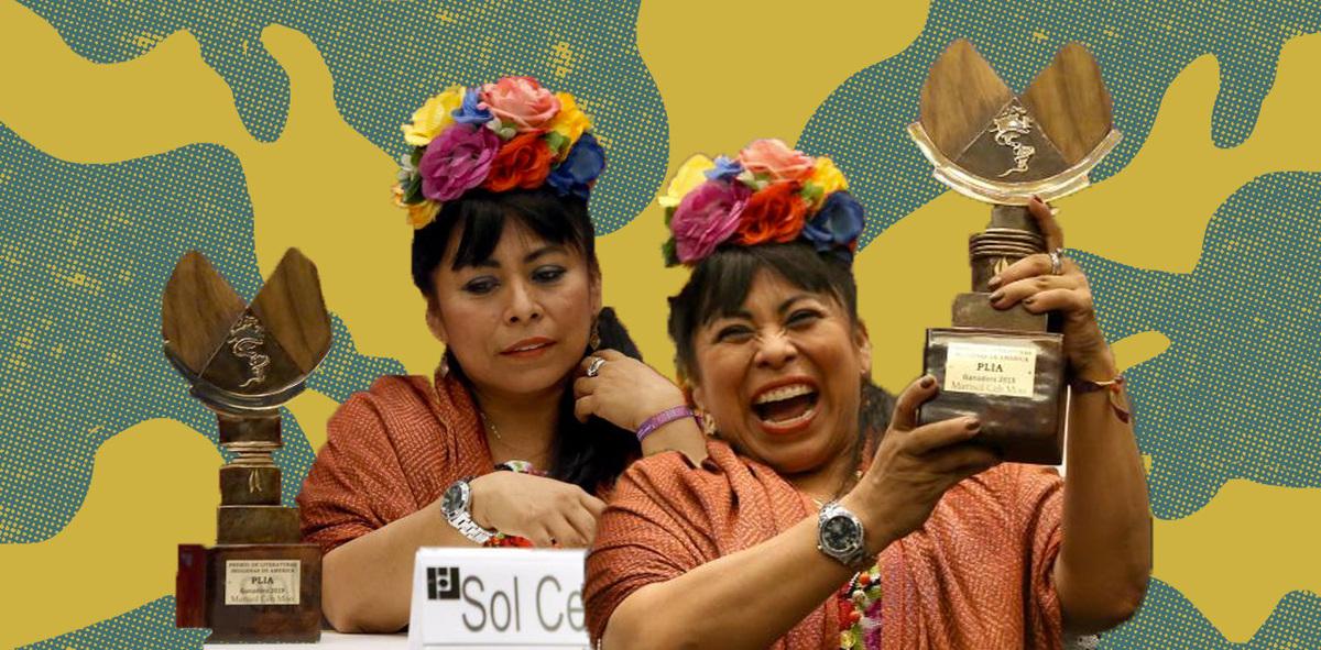 Maya Writer Marisol 'Sol' Ceh Moo Makes History as First Woman to Win This Indigenous Literature Award