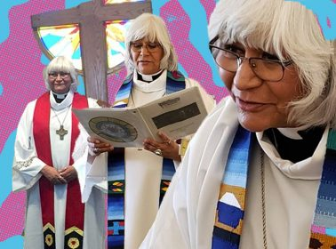 Meet the First Trans Latina Pastor Ordained by the Evangelical Lutheran Church