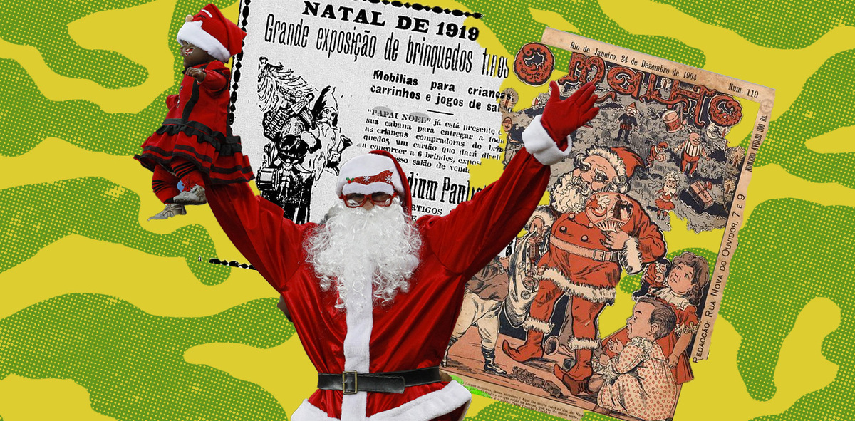 How Santa Claus Sparked a Decades-Long National Identity Crisis in Brazil