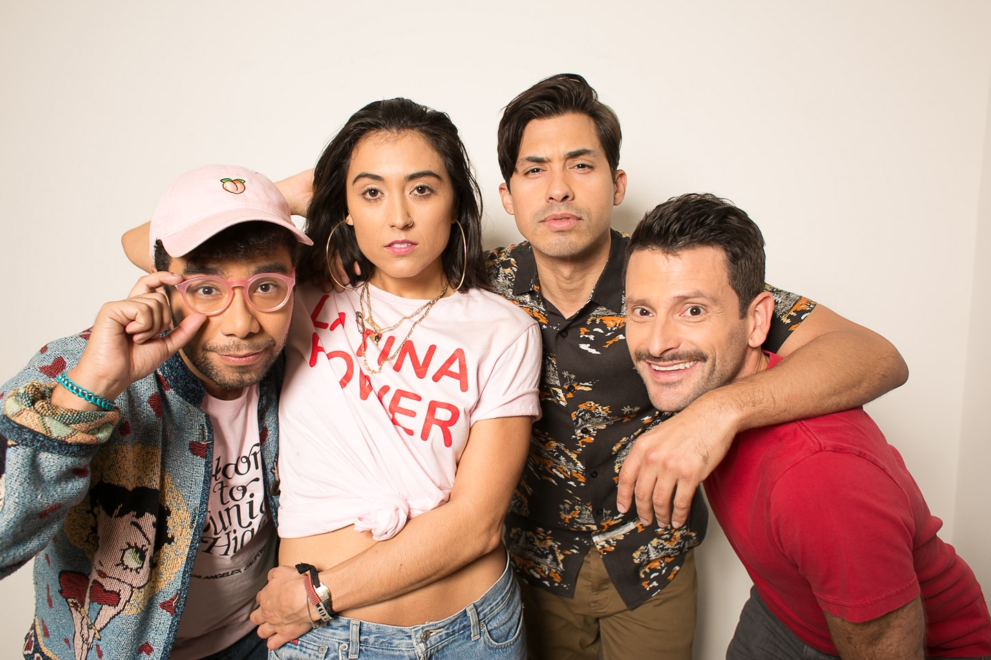 Meet Spanish Aqui Presents, a UCB Improv Team That Doesn't Do Tired Latino Stereotypes