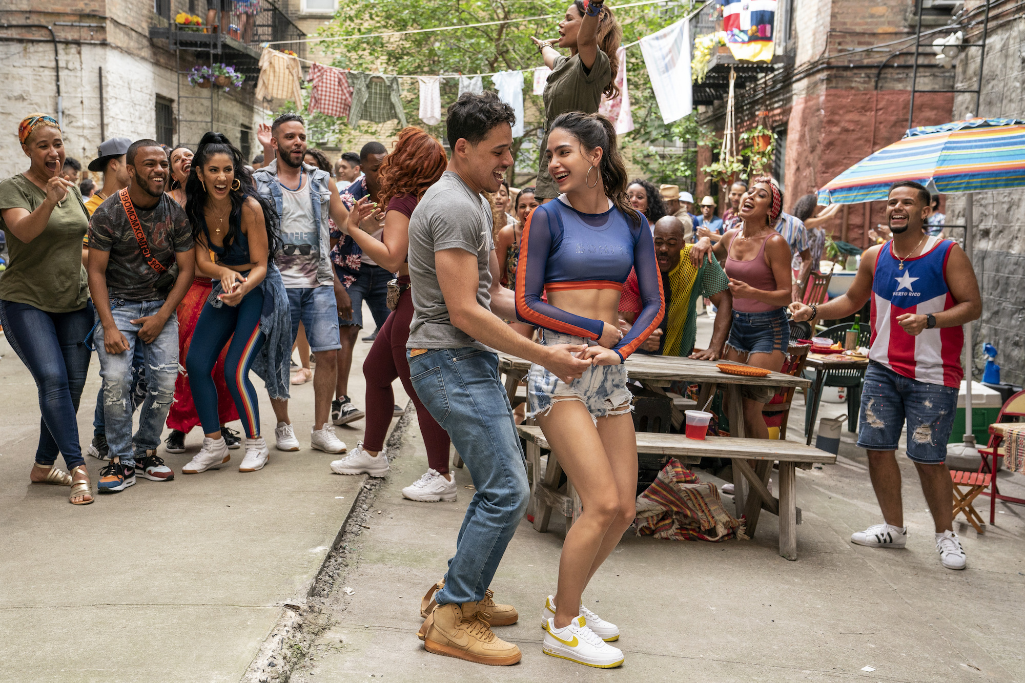 TRAILER: 'In the Heights' Movie Is a Vibrant, Colorful and Music-Filled Celebration of Latinos