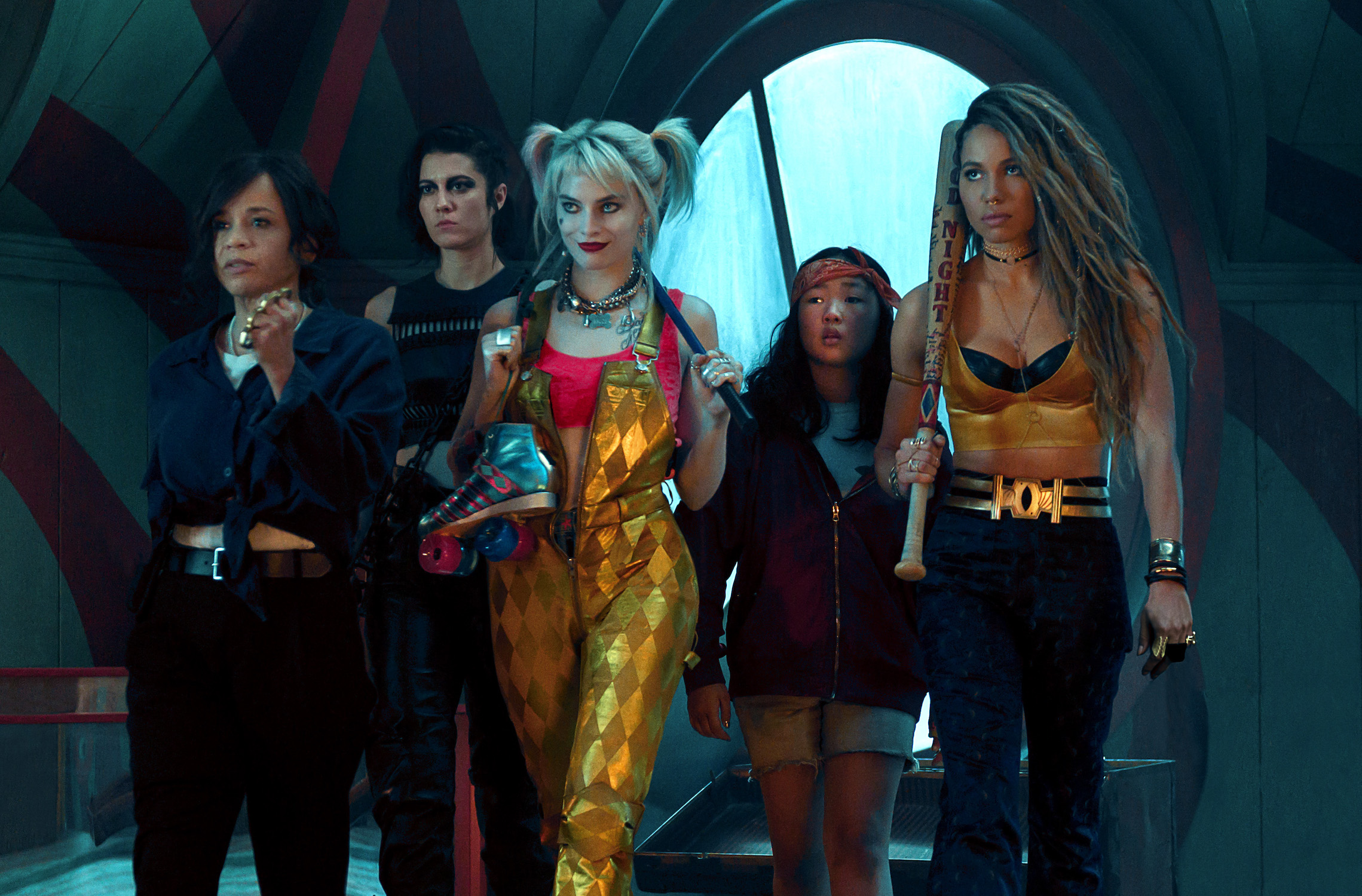 TRAILER: Here's Your First Look at Rosie Perez as Detective Renee Montaya in 'Birds of Prey'