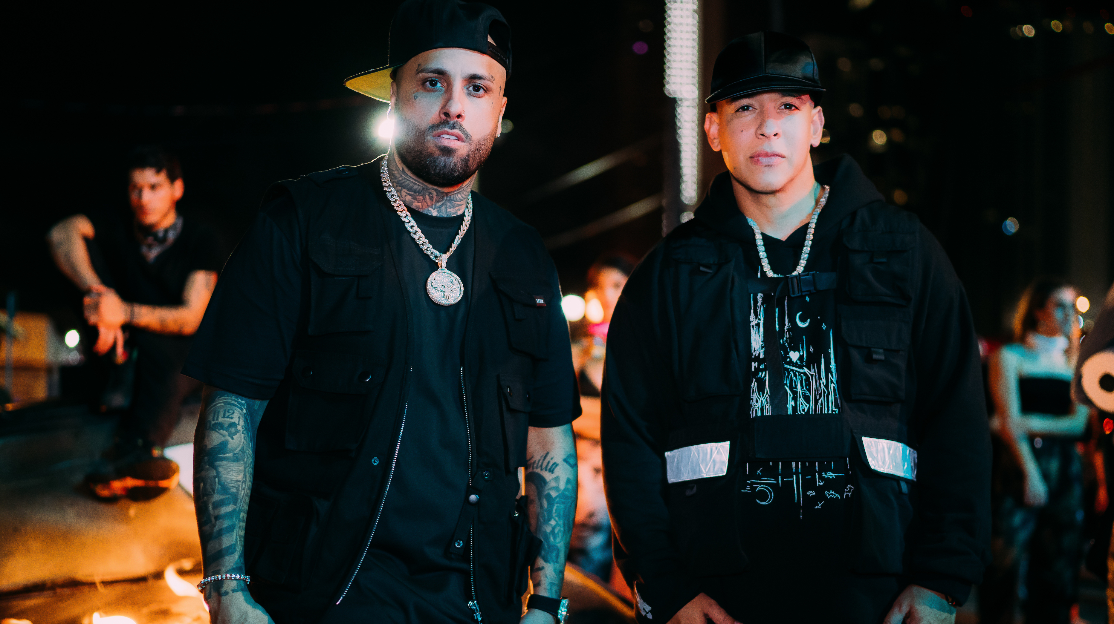 Daddy Yankee & Nicky Jam Reunite as Los Cangris With New Single Muevelo