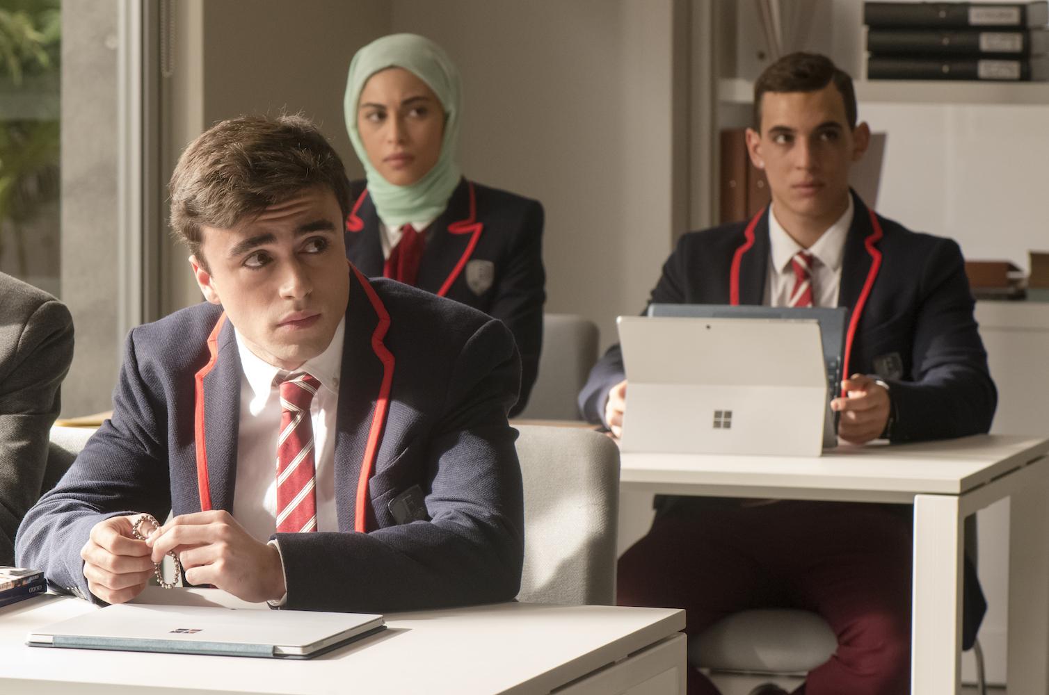 Netflix's 'Elite' Season 3 Is Coming Way Sooner Than Expected
