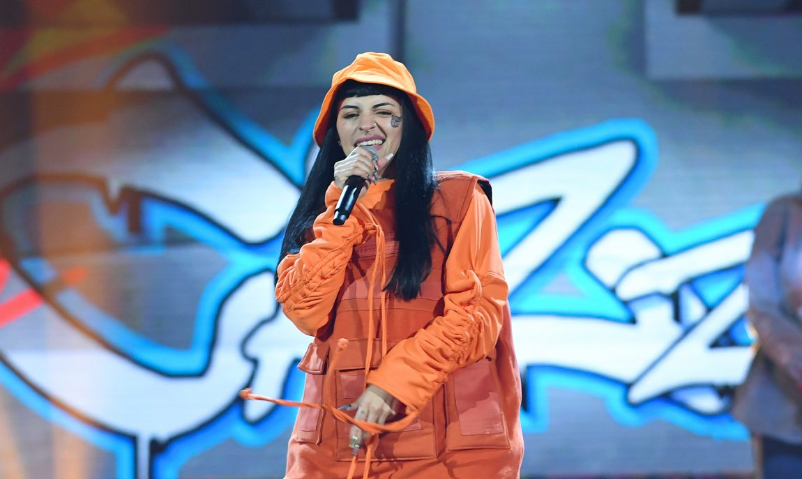Cazzu-Premios-Juventud-2019-Show