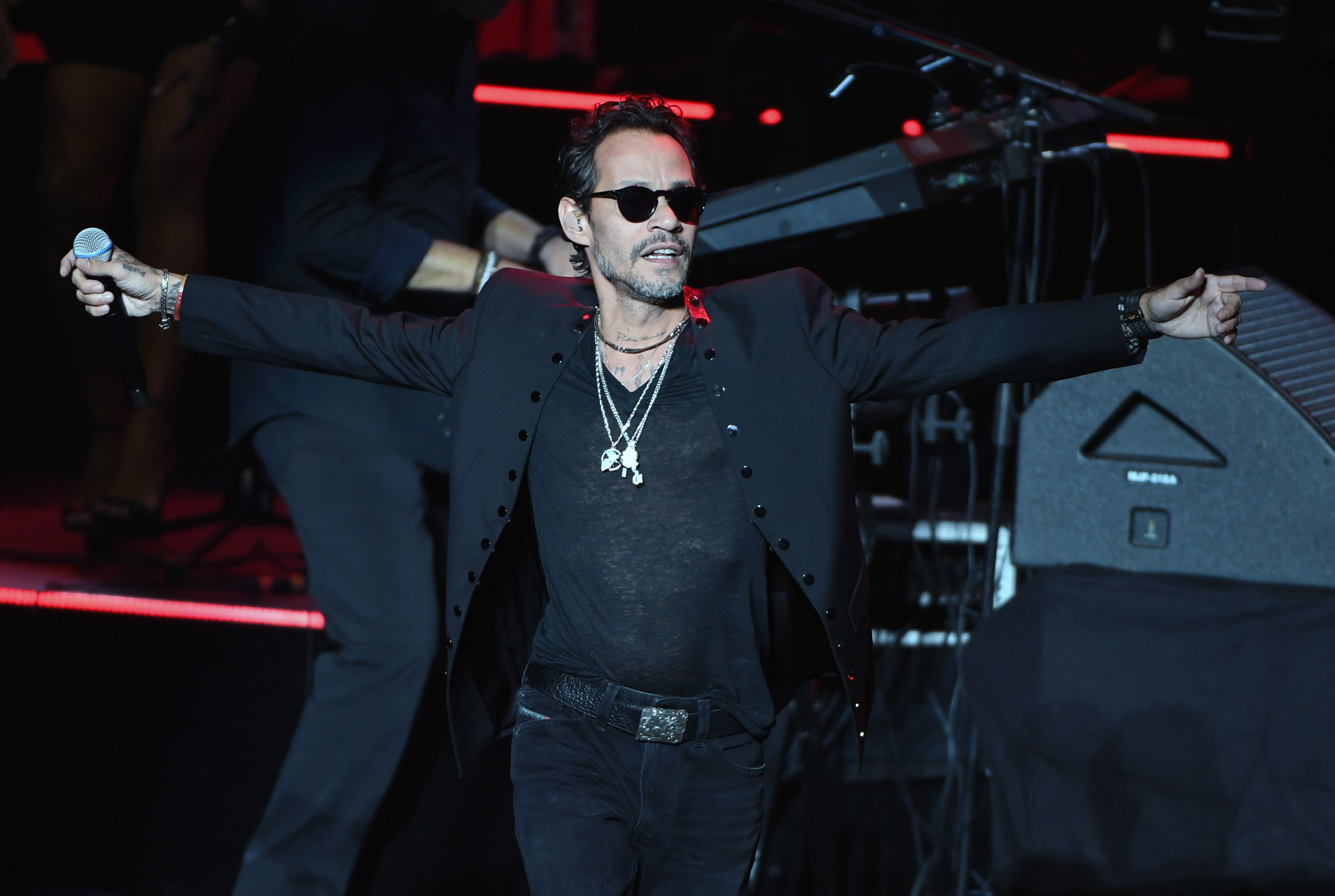 Marc Anthony Is Letting Fans in on His Recording Process in New YouTube Series