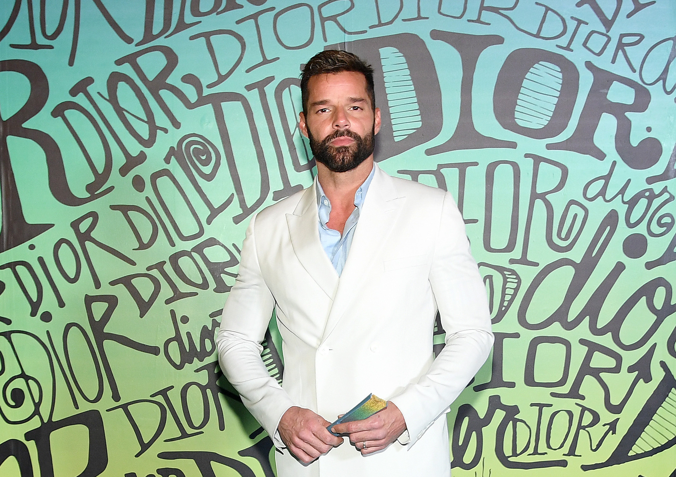 Ricky Martin Is on His Way to Puerto Rico to Join Local Earthquake Relief Efforts