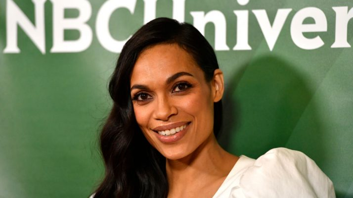 Rosario Dawson On Bringing Cory Booker to the Set of Her New Show 'Briarpatch'