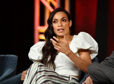 Rosario Dawson's Boyfriend Drops Out of Race for President so Our Dream of First Lady Dawson Is Over