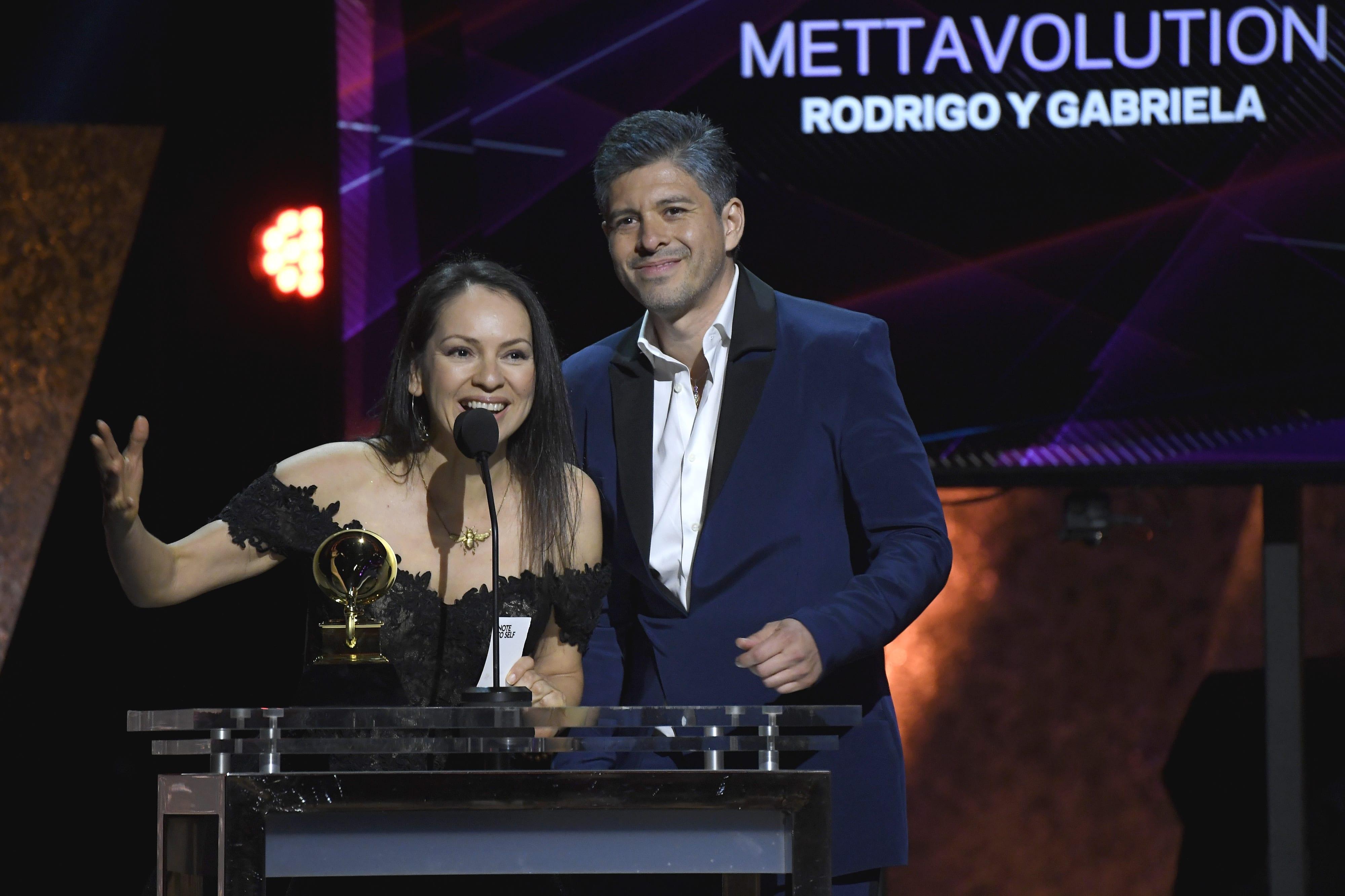 Ever-Evolving Instrumental Duo Rodrigo y Gabriela On Their First Grammy Win