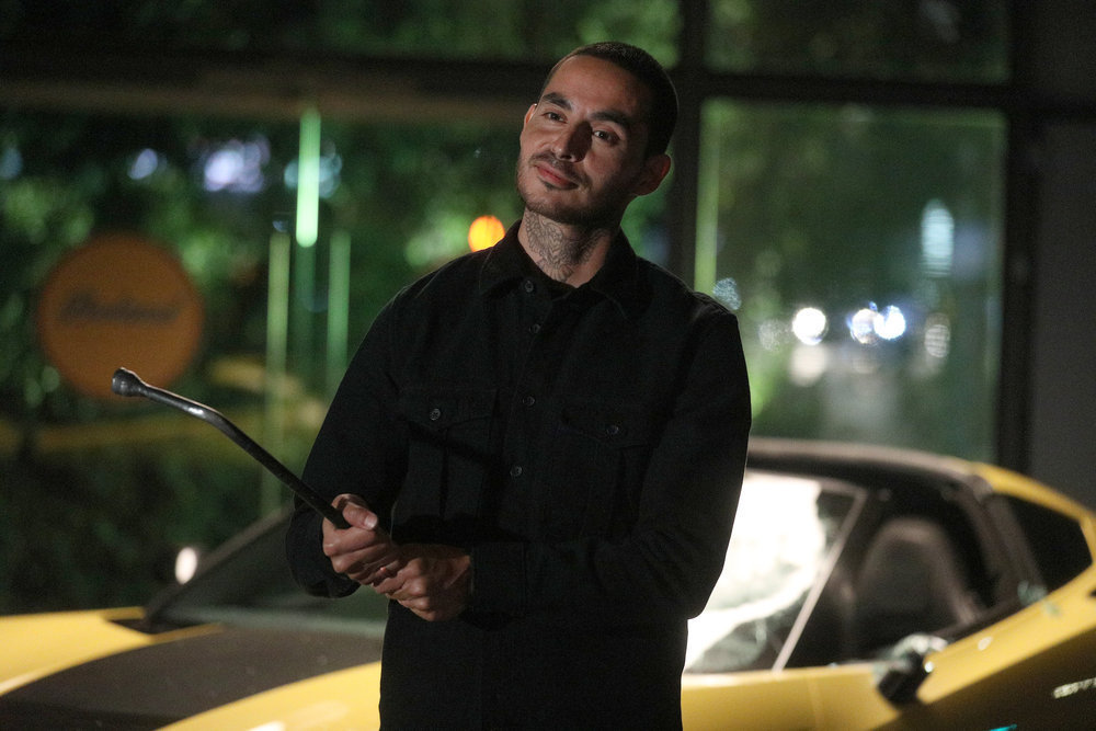 Manny Montana, Who Plays a Charming Tattooed Criminal on NBC's 'Good Girls,' Is Out To Shatter Stereotypes
