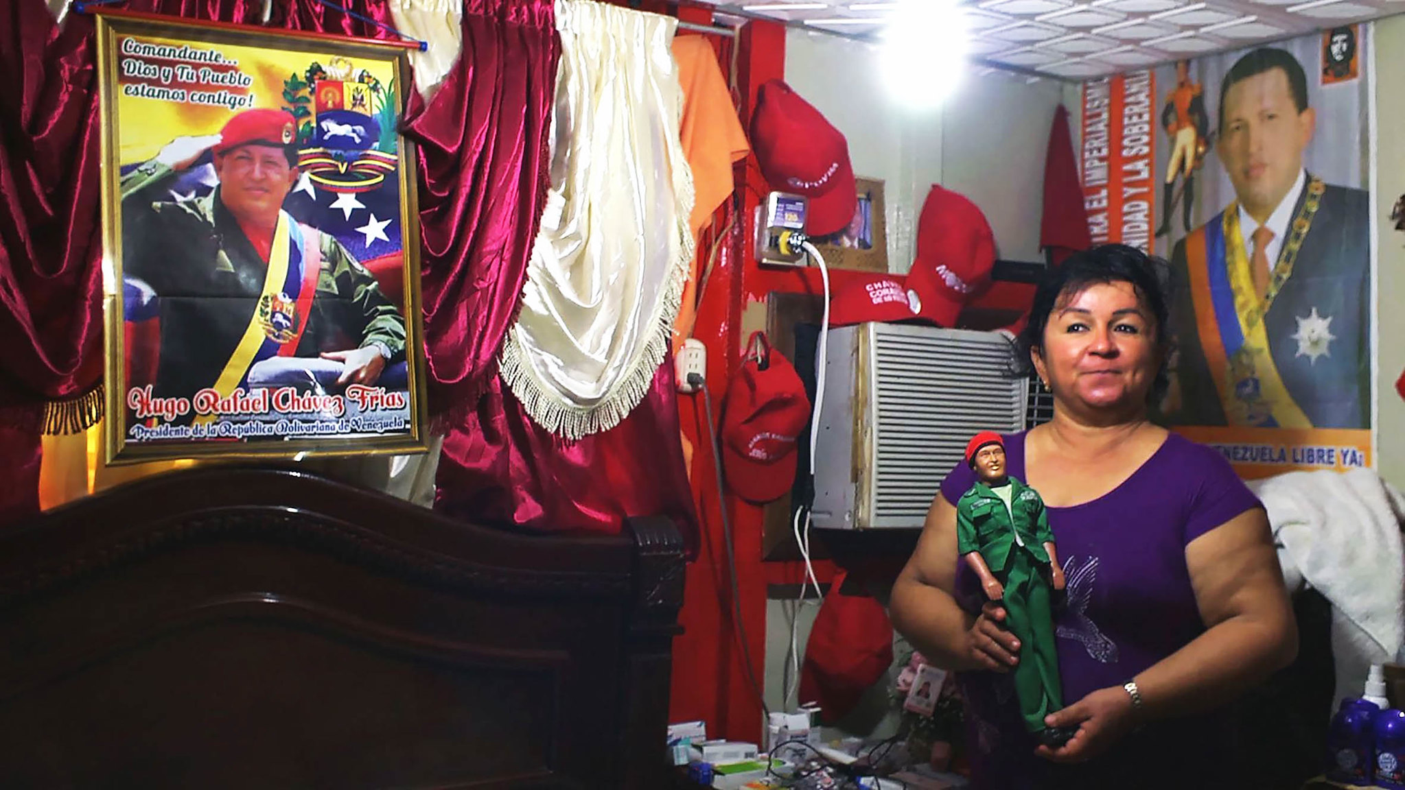 REVIEW: Documentary 'Once Upon a Time in Venezuela' Captures the Country's Post-Chavez Reality