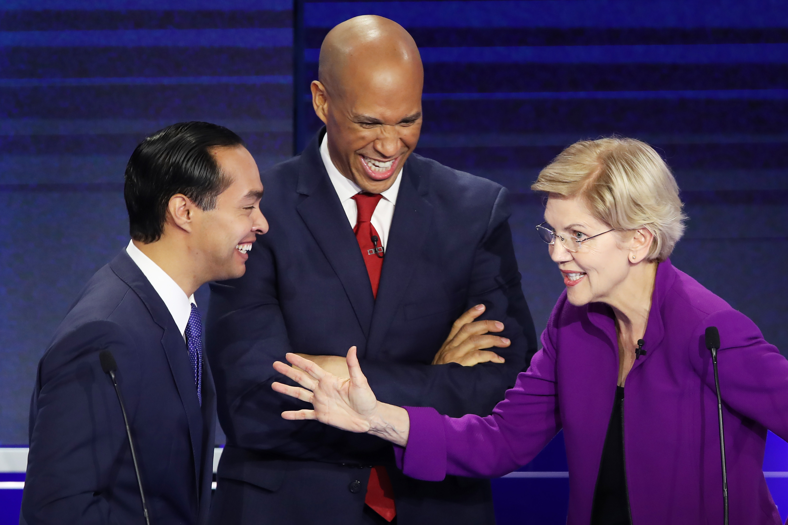 "Julián Castro Endorses Elizabeth Warren: ""Elizabeth and I Share a Vision of America Where Everyone Counts"""