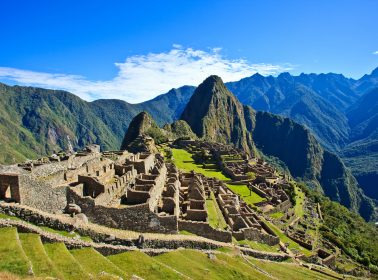 Drones Head to Machu Picchu Because Tourists Kept Using It as a Toilet
