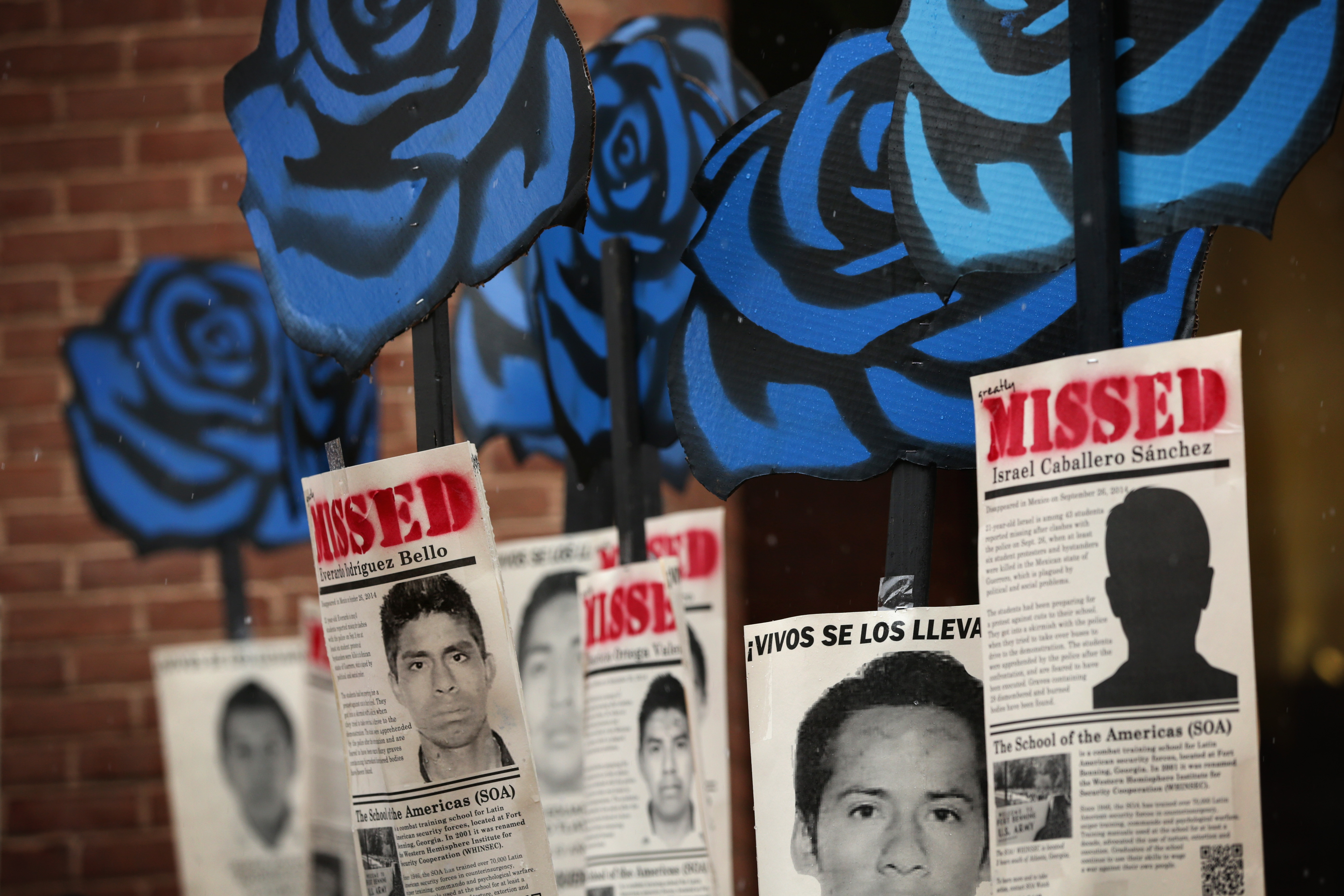 In Mexico, More Than 60,000 People Are Missing Amid the Drug War
