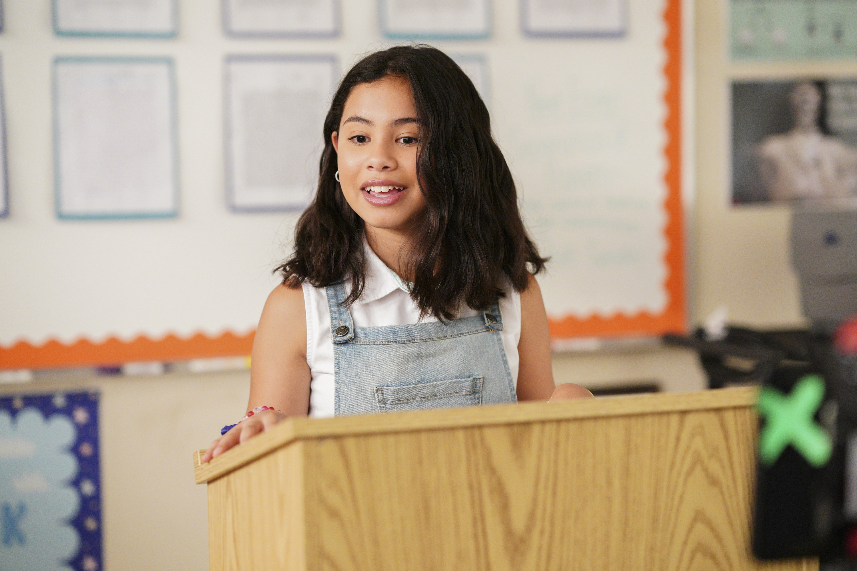 TRAILER:'Diary of a Future President' Imagines the Life of a Latina Tween Who Grows Up to Be POTUS